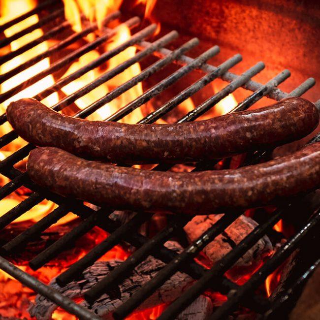 MeniuFamilie.ro by Elegant Catering - Cârnați de pleșcoi din carne de oaie la grătar