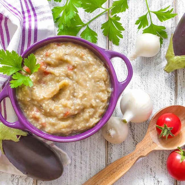 MeniuFamilie.ro by Elegant Catering - Salată de vinete