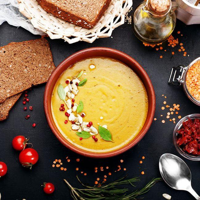 MeniuFamilie.ro by Elegant Catering - Supă cremă de legume
