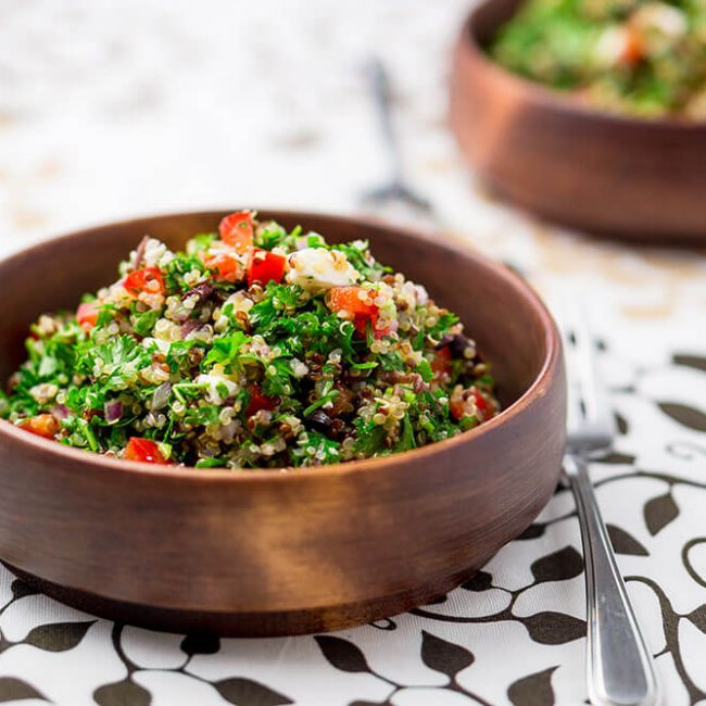MeniuFamilie.ro by Elegant Catering - Salată tabouleh