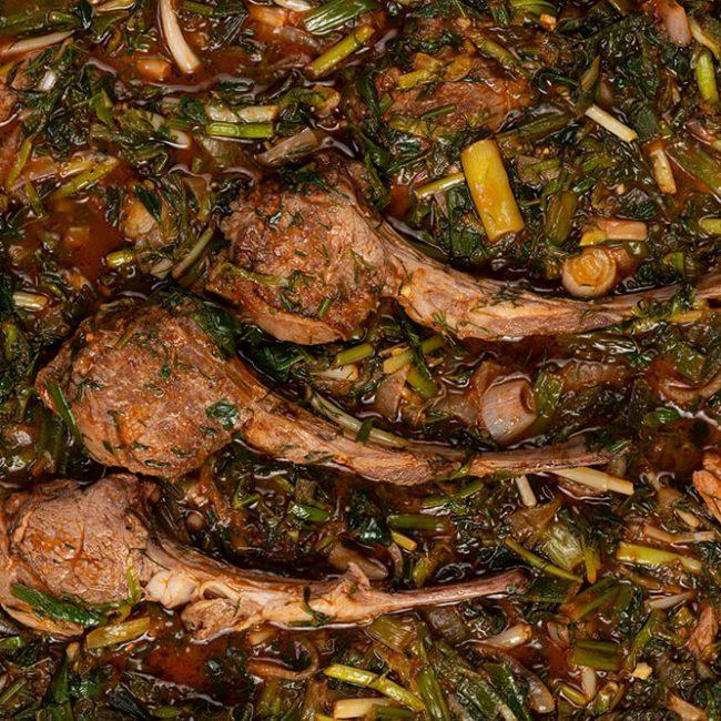 MeniuFamilie.ro by Elegant Catering - Stufat de miel tradițional